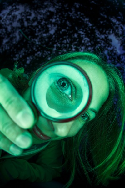 Fluorescent Bugs
