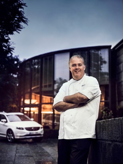 Michelin Chef Stefan Karlsson