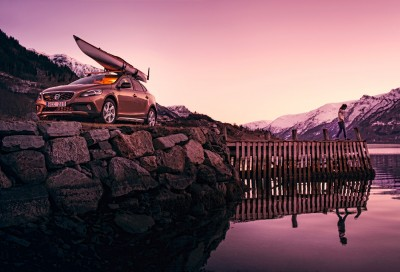 V40 XC Odda/Norway